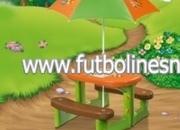 mesa infantil pic nic, mesa para niños con sombrilla