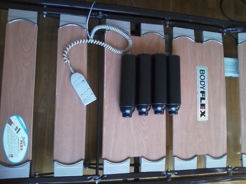 Somier cama electrica articulada marca body flex en Pontevedra