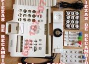 Telefono Domo piezas recambio, para modelo basico y manos libres