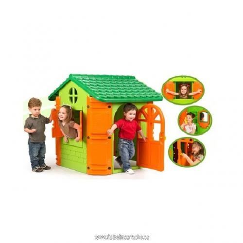 Venta casitas para ni os images for Casita infantil jardin