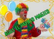 Payaso - mago para fiestas infantiles en islantil…