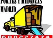 PORTES .. BARATOS . 6.80.22.74.74  MUDANZAS.. BARATAS MADRID