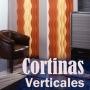 Cortinas verticales onduladas de diseño