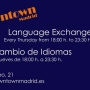 INTERCAMBIO DE IDIOMAS / LANGUAGE EXCHANGE (JUEVES DE 18:00 - 23:30 h)