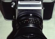 Pentacon six TL cámara, formato 6X6