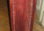Torre para cds en madera