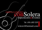 Grupo flamenco para cualquier evento