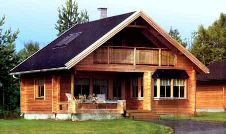Casas de madera y americanas en valencia casas en venta - Casas americanas espana ...