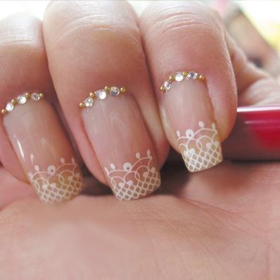 Uñas de gel: Fotos de diseños de uñas decoradas - Ella Hoy
