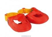 Protectores de zapatos infantiles para correpasillos
