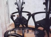 Realizamos muebles,esculturas y objetos artísticos