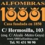 ALFOMBRAS- 10.001 ALFOMBRAS