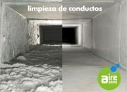 Limpieza e inspección conductos aire acondicionado, extracción de humos, chimeneas industriales.