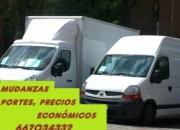 MUDANZAS ECONÓMICAS MADRID  667034332