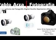 Curso de Fotografía Digital Sevilla Septiembre 2011