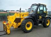 Mi hermoso tractor jcb 533-105