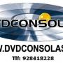 REPARACION DE CONSOLAS EN LAS PALMAS, DVDCONSOLAS