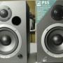 Monitores de estudio de grabacion EVENT PS5.