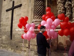 Venta de globos. decoración con globos. globos con helio.