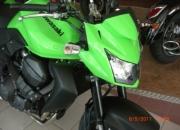 2011 Kawasaki Z 750 ABS escape Ixil