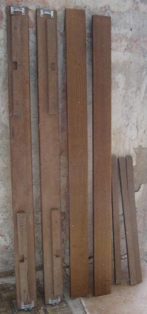 Fotos de Dormitorio doble de madera maciza 1