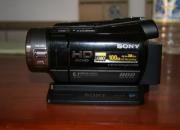 vendo camara de video sony HD