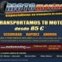 Transporte de motos- Motomoving