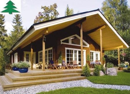 Casas prefabricadas madera precio casas madera - Precios casas prefabricadas rucorkasa ...