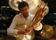 Clase profesional e intensiva de batería, madrid