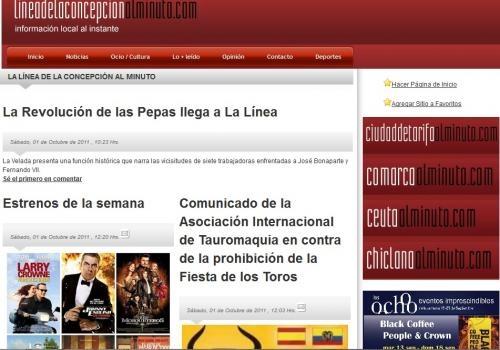 Lineadelaconcepcionalminuto.com