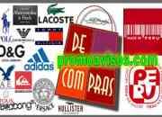 Por mayor , distribuidores de ropas de marca en PERU,lacoste,tommy hilfiger