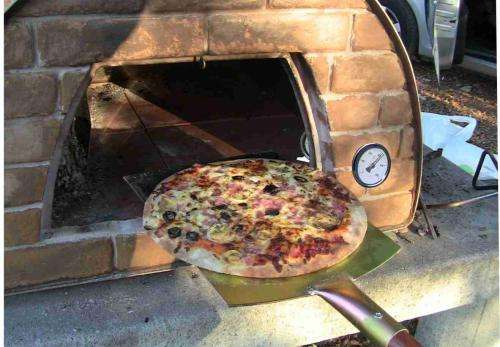 Mi peque a construccion de horno de le a casero p gina 2 forocoches - Horno casero de lena ...