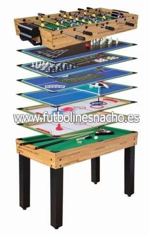 Billares,futbolines,airhockey,pingpong