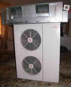 Fotos de aire acondicionado portatil en regi n for Maquina aire acondicionado por conductos