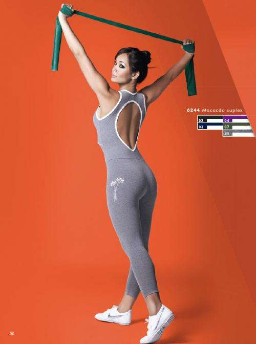 Fotos de Ropa deportiva, fitness directamente de brasil 3