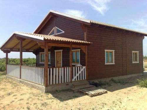 Casas de madera venta e instalacin tattoo design bild - Porches de casas ...