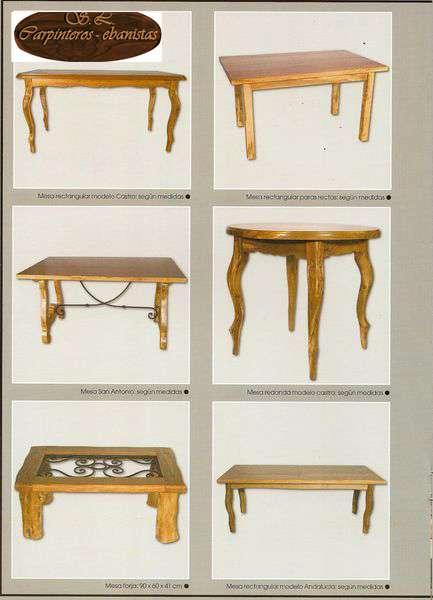 Muebles rusticos industriales 20170805010845 for Todo para muebles