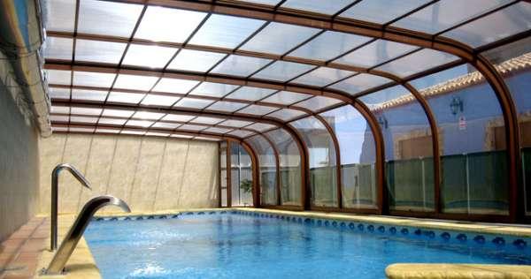 Cubiertas para piscinas en la comunidad de castilla la mancha, toledo, ciudad real, madrid