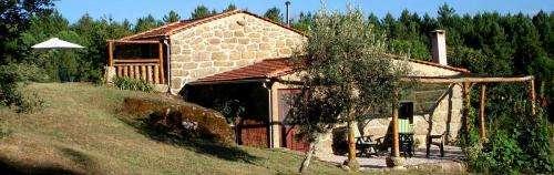 Casa rural en el centro de portugal