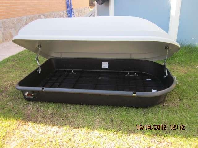 Pin guadalajara casas rodantes trailers remolques for Maletero techo coche