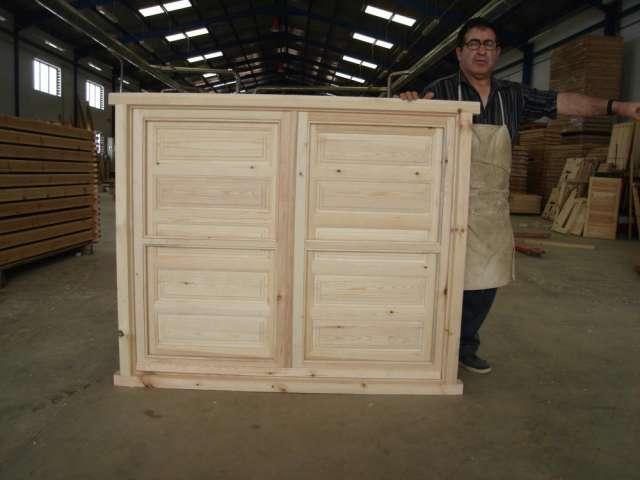 Casa de este alojamiento instalacion de puertas usadas venta for Puertas usadas de madera
