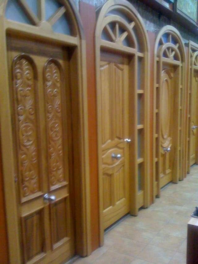 Puertas de madera de pino y toda clase de maderas en Murcia ...