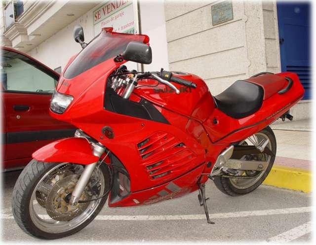 Vendo o cambio suzuki rf 600 r 1993/51700km