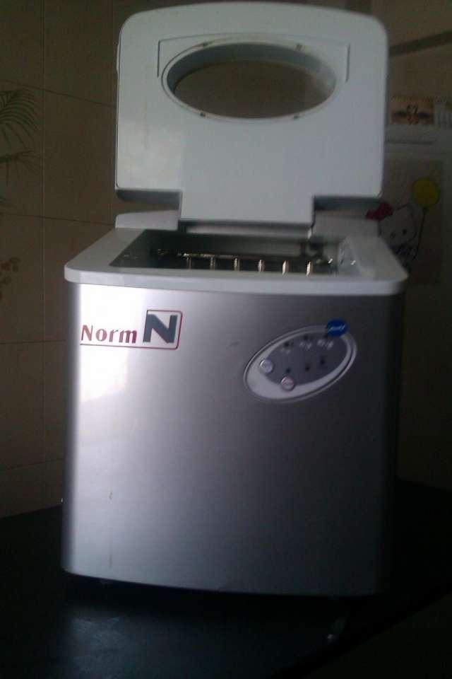 Chollo!!!maquina de hacer hielo domestica