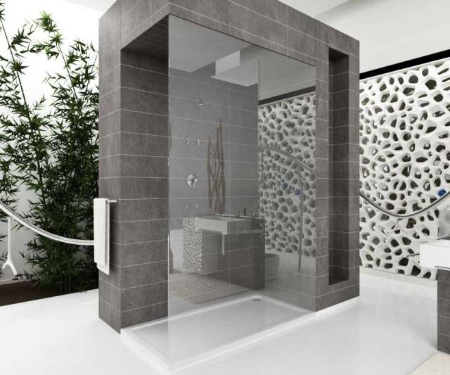 Plato ducha acrilico para cuarto de ba o en m laga espa a - Bano plato ducha ...