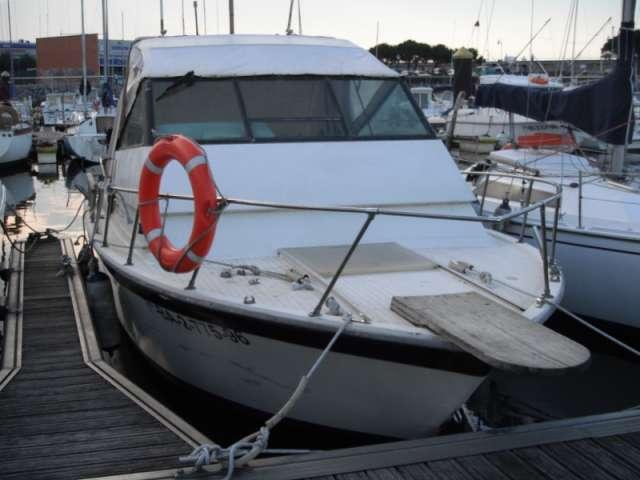 Vendo embarcacion deportiva con amarre en puerto deportivo getxo kaiak