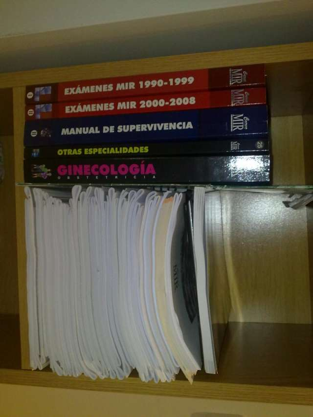 Libros curso mir asturias 2011-2012
