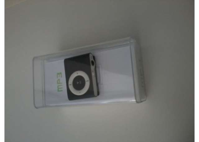 Reproductor mp3 (pack) auriculares,cable usb, mp3