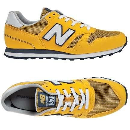 new balance 373 yellow