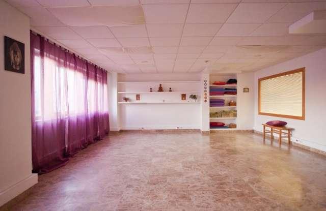 Salas De Yoga Decoracion ~ Fotos de Alquiler de sala para actividades como yoga, baile en Navarra